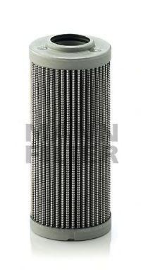HD 509 MANN-FILTER Фильтр, Гидравлическая система привода рабочего оборудования