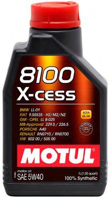 102870 MOTUL Engine Oil; Engine Oil; Manual Transmission Oil