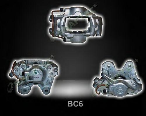 BC6 SHAFTEC Тормозной суппорт