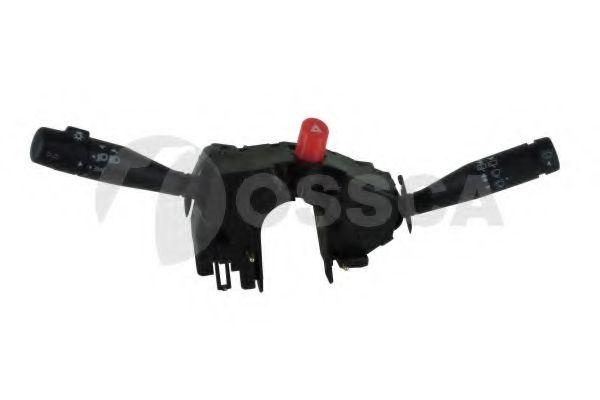 13044 OSSCA Выключатель, головной свет; Переключатель указателей поворота; Переключатель стеклоочистителя; Выключатель на колонке рулевого управления