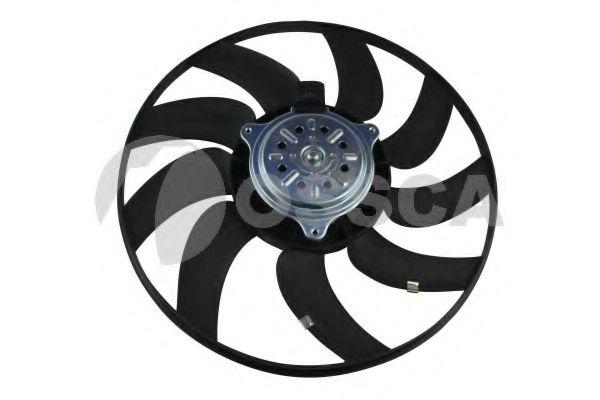 13351 OSSCA Вентилятор, охлаждение двигателя