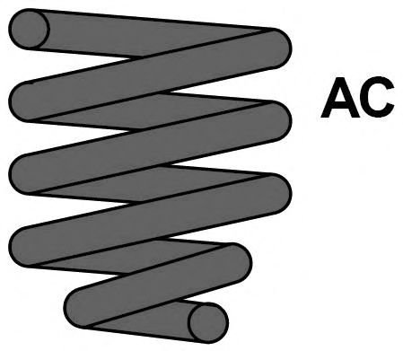 MC1446 MAXTRAC Fahrwerksfeder