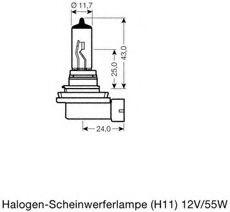 64211 OSRAM Лампа накаливания