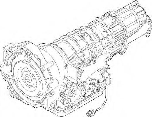 1060.040.062 ZF Автоматическая коробка передач