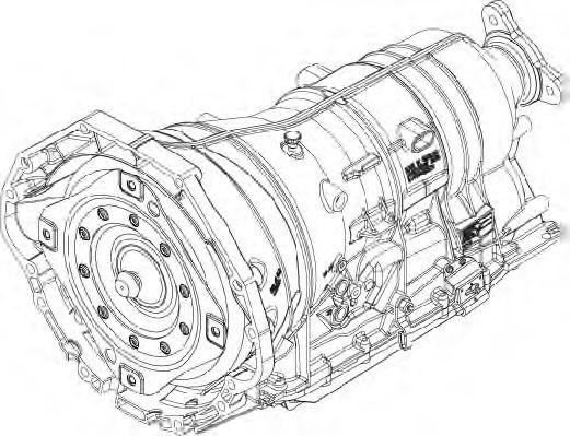 1068.012.437 ZF Автоматическая коробка передач