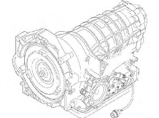 1060.030.015 ZF Автоматическая коробка передач