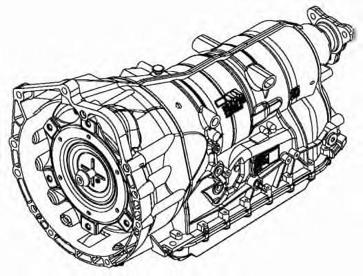 1071.032.137 ZF Автоматическая коробка передач