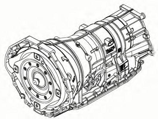 1068.022.099 ZF Автоматическая коробка передач