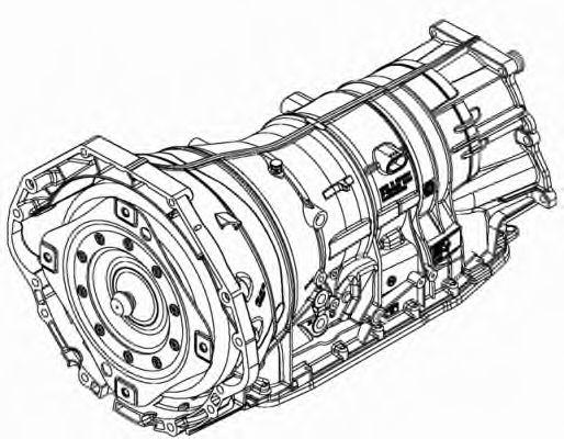 1068.052.138 ZF Автоматическая коробка передач
