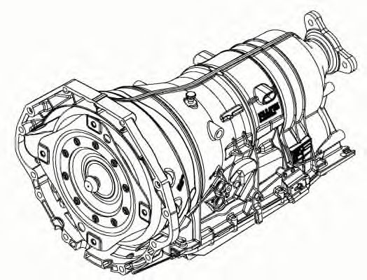 1068.042.119 ZF Автоматическая коробка передач