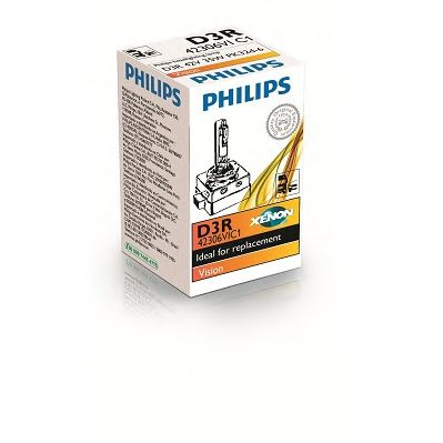 42306VIC1 PHILIPS Лампа накаливания, фара дальнего света; Лампа накаливания, основная фара; Лампа накаливания; Лампа накаливания, основная фара; Лампа накаливания, фара дальнего света