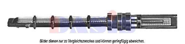 840280N AKS DASIS Expansionsventil, Klimaanlage; Expansionsventil, Klimaanlage