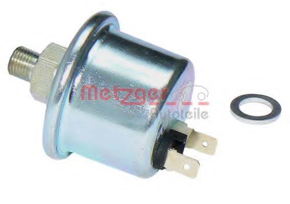 0906014 METZGER Sensor, Öldruck