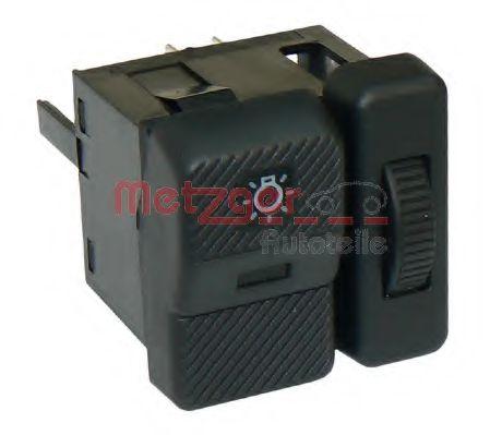0916079 METZGER Switch, headlight