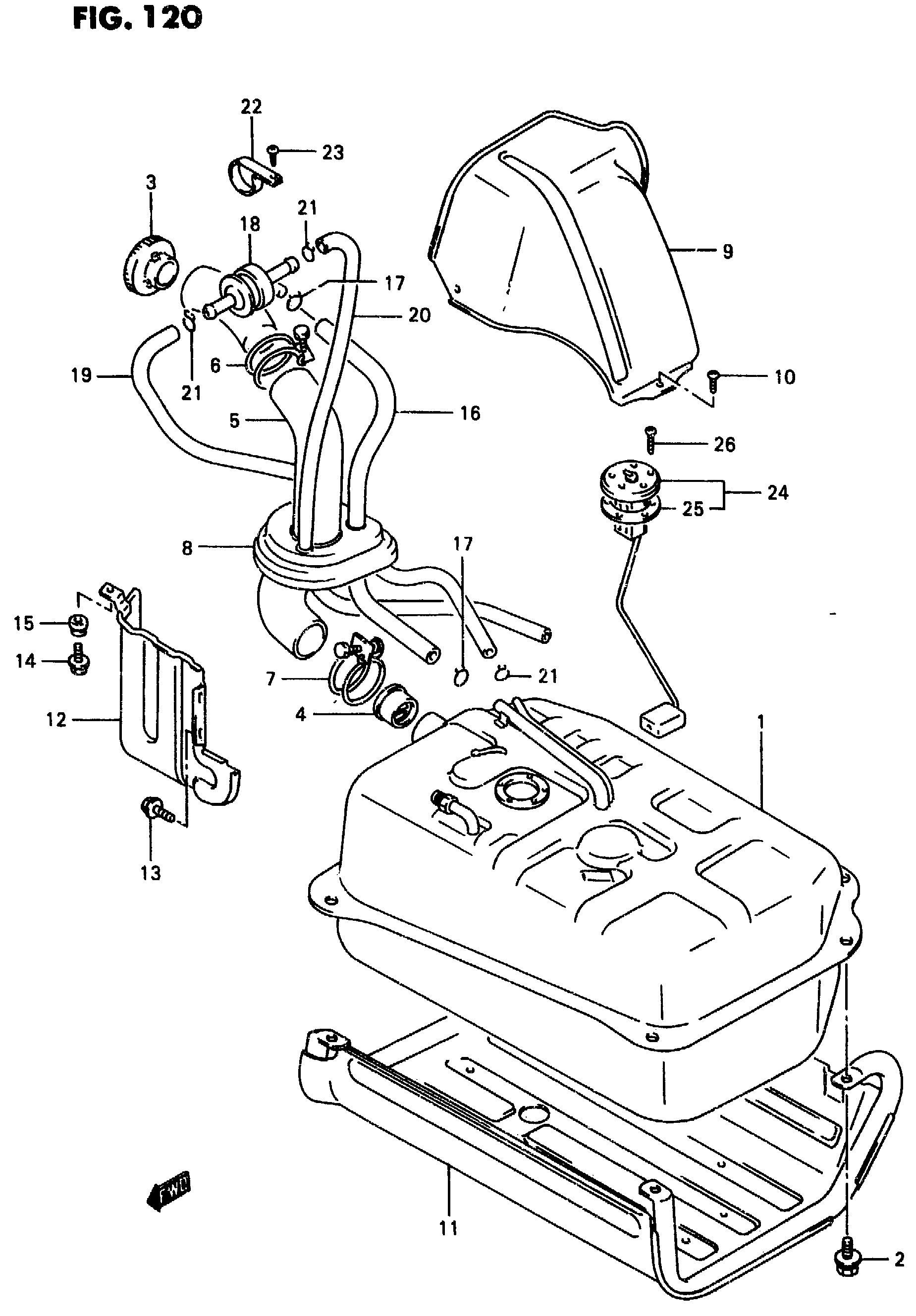 Samurai Fuel Tank Diagram Trusted Wiring Diagrams \u2022 Chevy Air Bags  Chevy Gas Tank Diagram