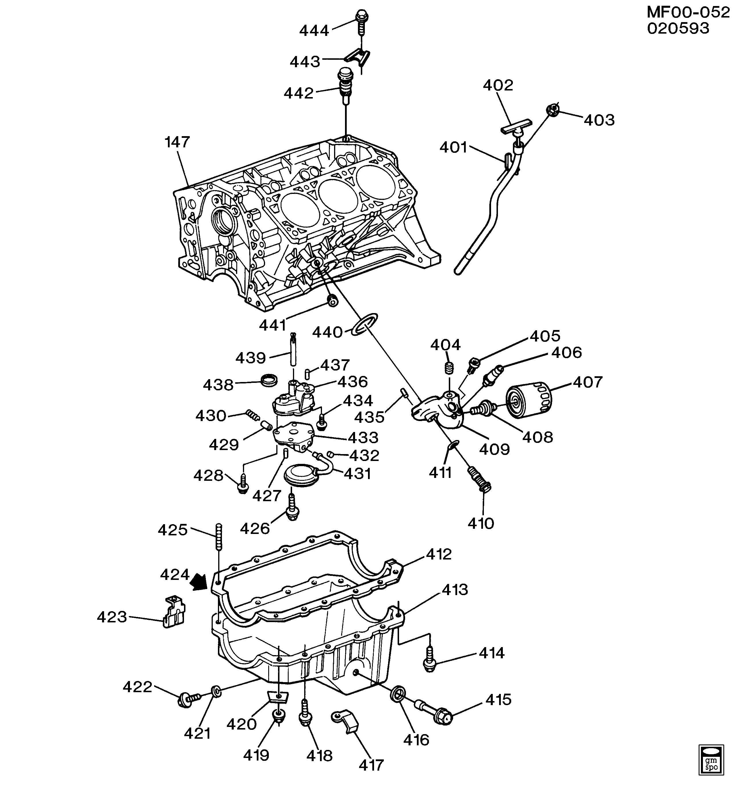 1993 Gmc V6 Engine Diagram