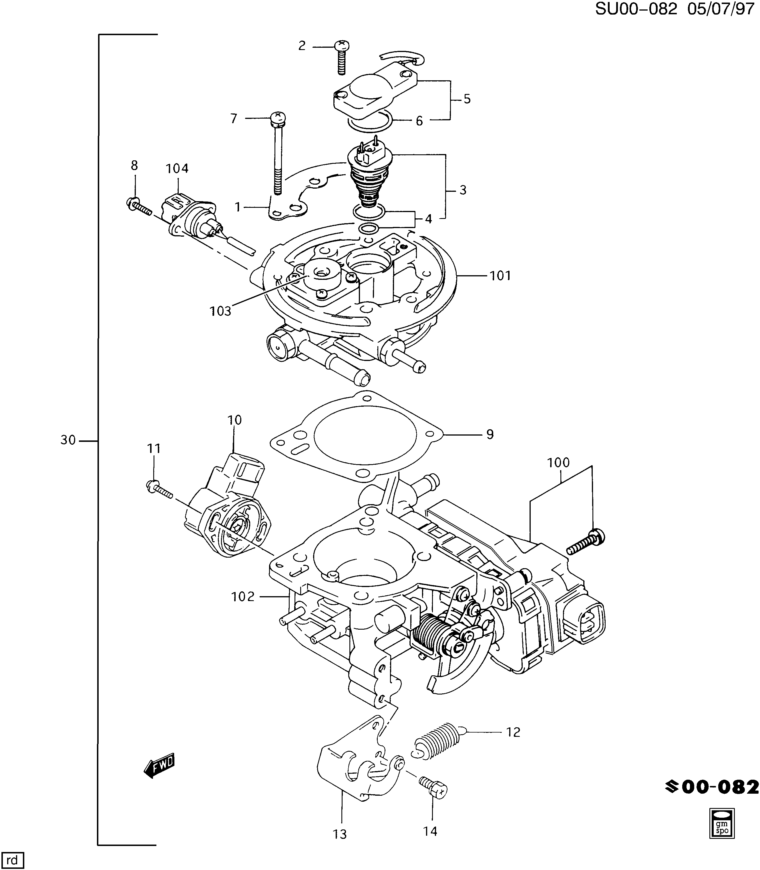 Geo Metro Throttle Body Diagram Electrical Wiring Diagrams Harness Connector Meanings 1998 2000 M Lp2 1 0 6 Chevrolet