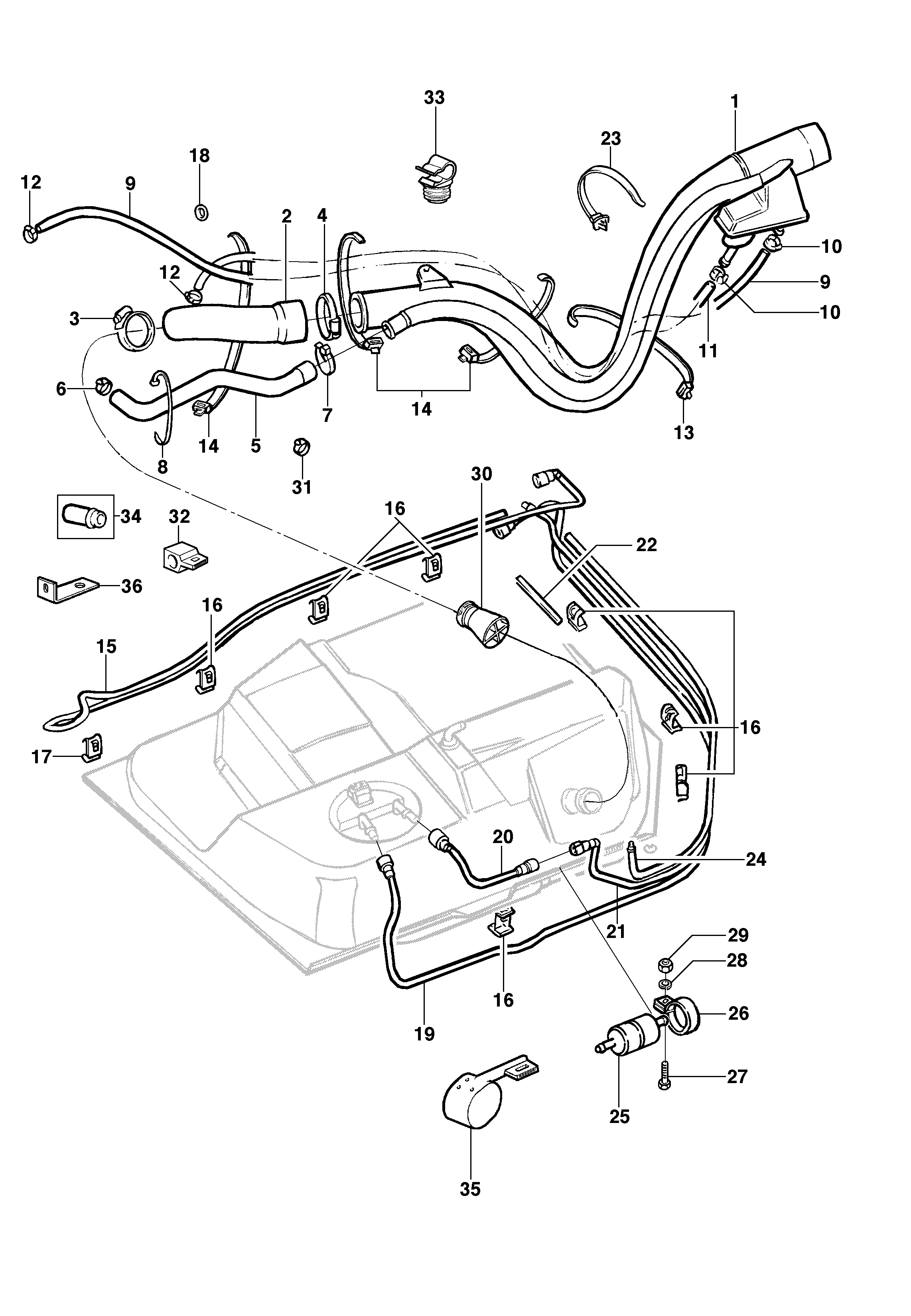 95 Chevy Corsica Exhaust Diagram   Wiring Diagram on