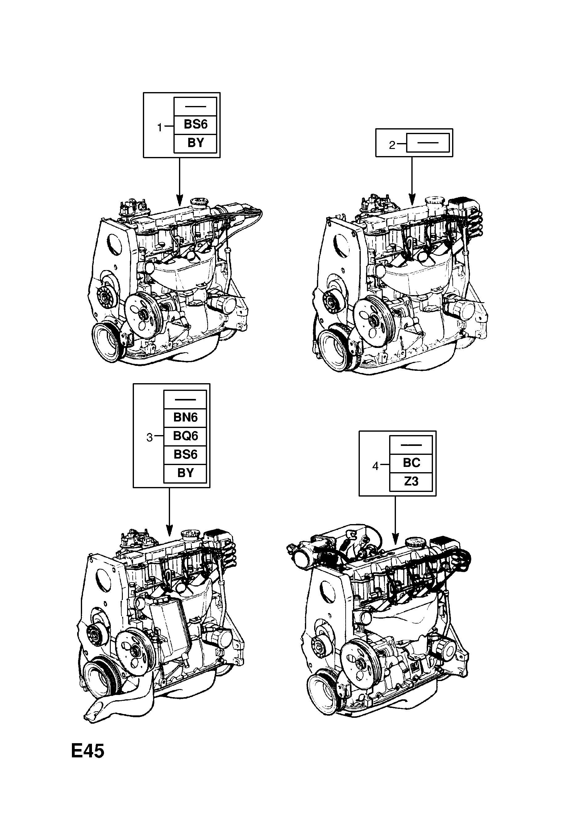 engine assembly 16nzr l73 with manual transmission opel astra f rh opel 7zap com opel astra f manual english opel astra f manual service