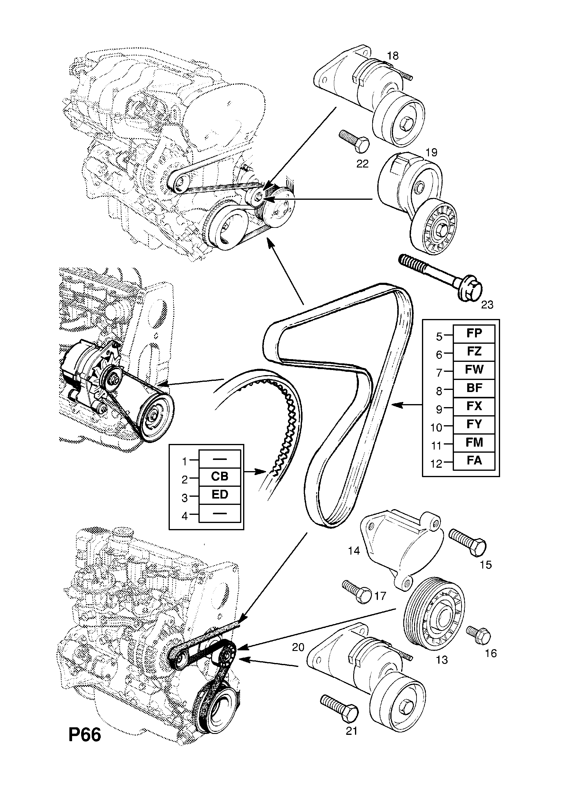 vauxhall astra serpentine belt diagram  u2013 check now blog