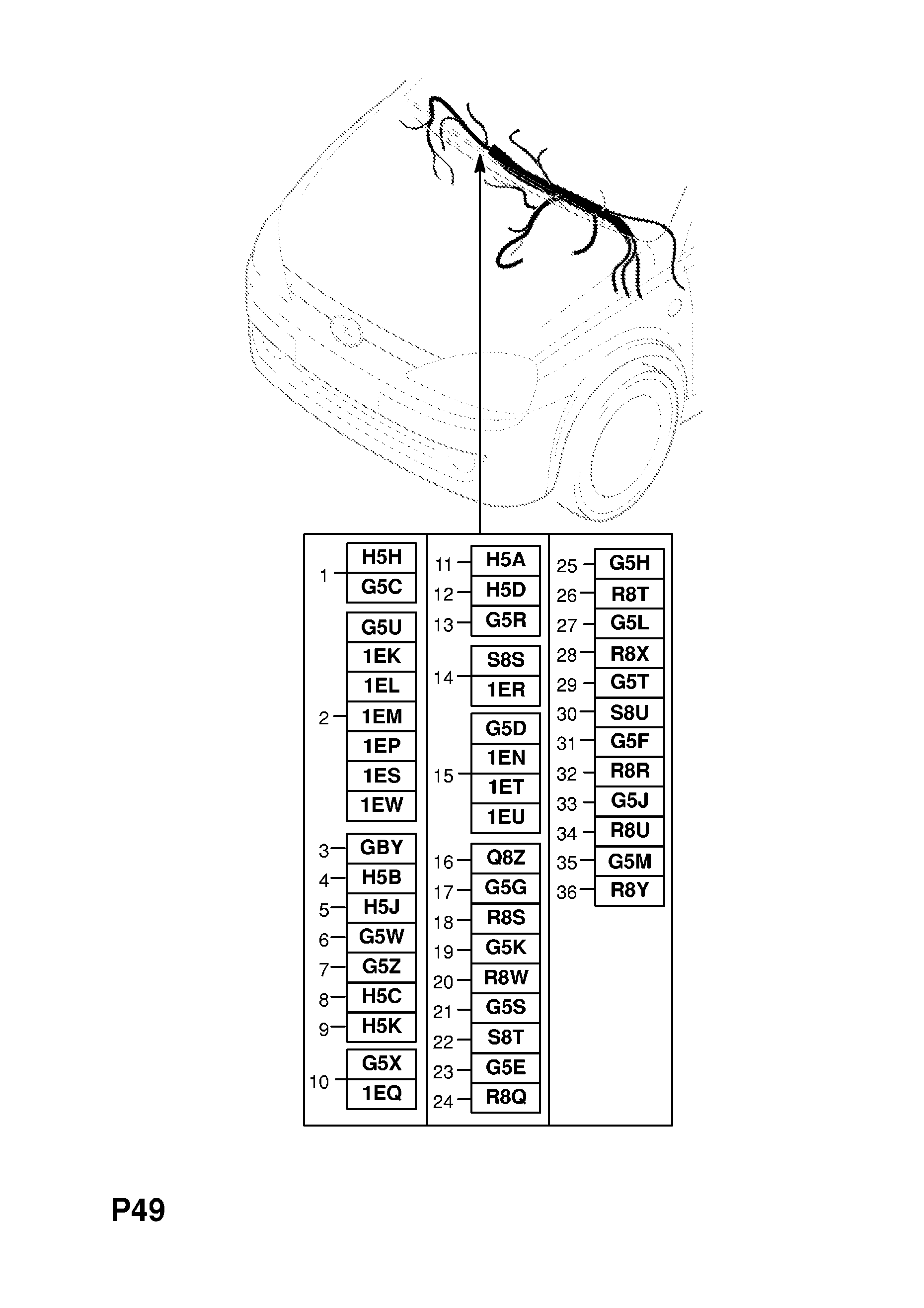 Corsa C Fog Light Wiring Diagram