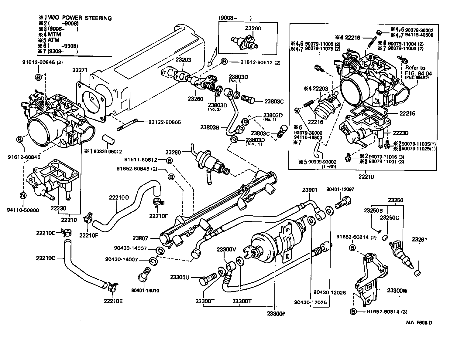 22re Fuel Injector Diagram Diagram Data Schema Exp