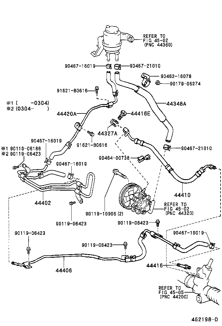 Toyota Previa Steering Diagram Electrical Wiring Diagrams Plug Power Tube Acr30clr30 Asia And Middle East Subaru Forester