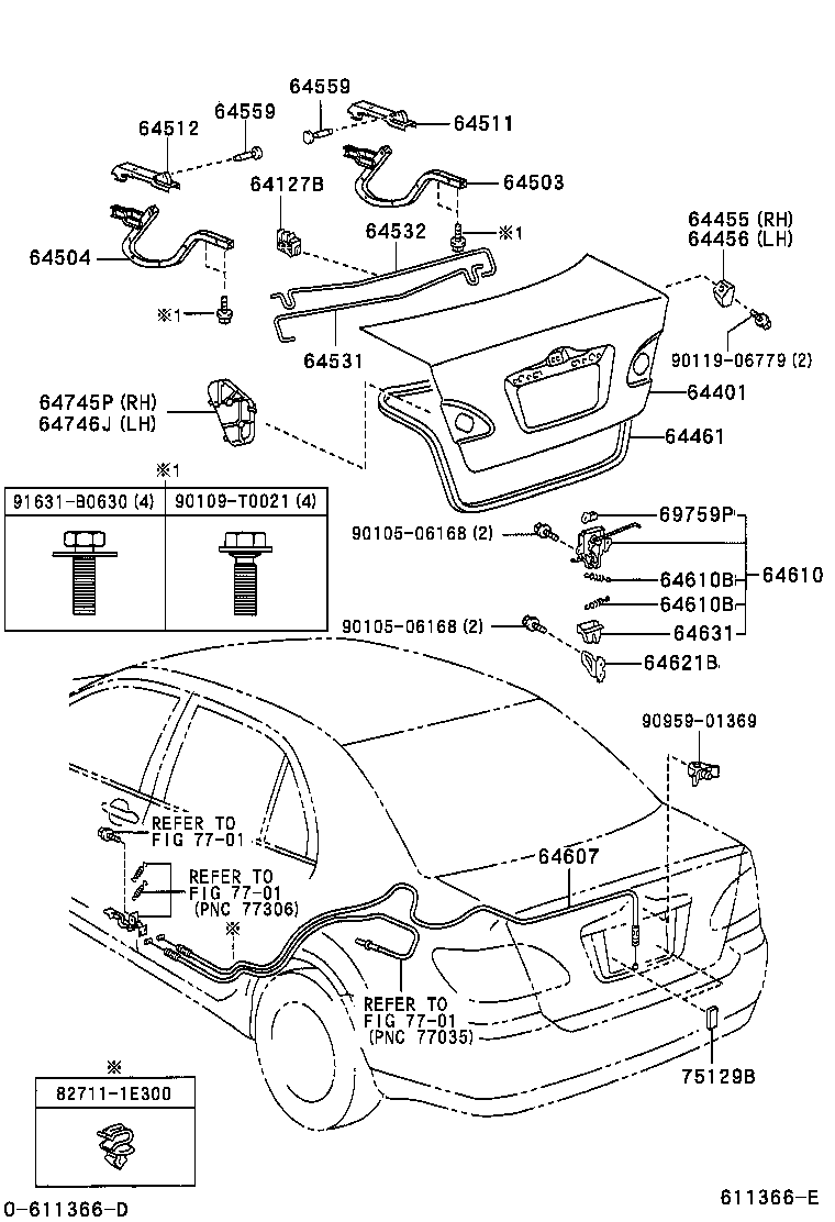 Toyota Corolla Repair Manual: Inspection