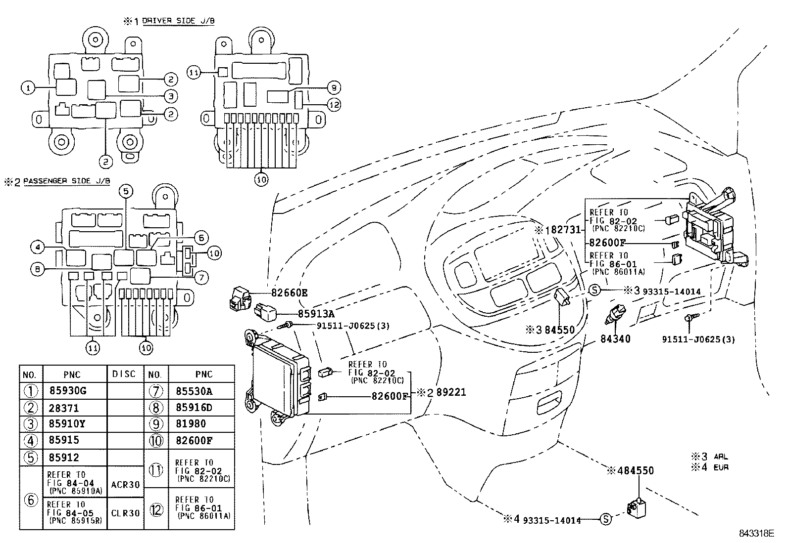 Toyota Estima Fuse Box Layout In English Wiring Library