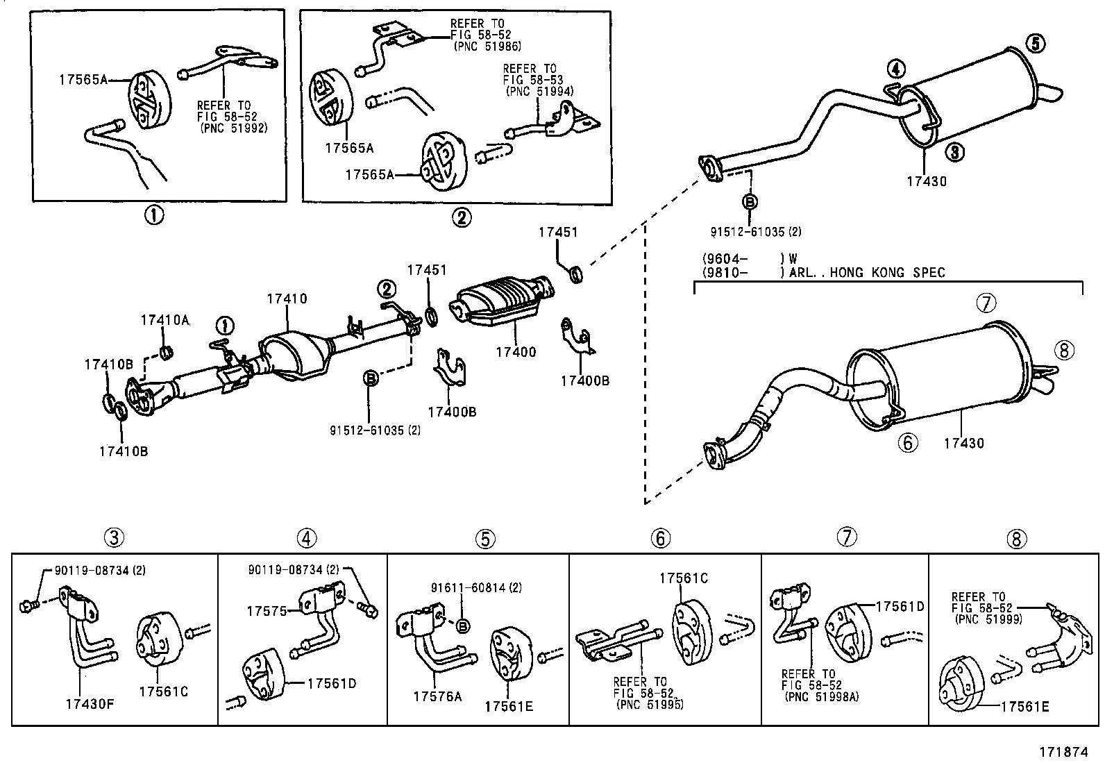 2003 Toyota Corolla Exhaust System Diagram Trusted Wiring Diagrams For Tundra Of Previa 2002