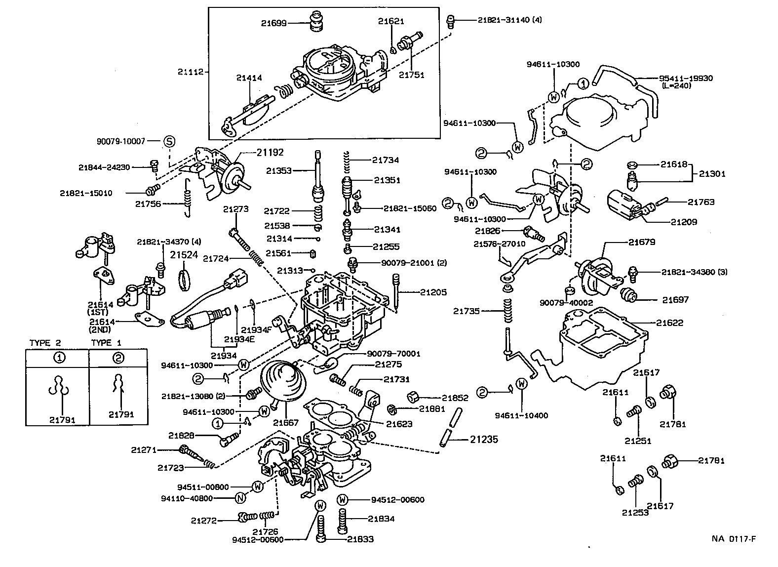 1989 Toyota Corolla Vacuum Diagram Trusted Schematics Electrical Wiring Diagrams 22r