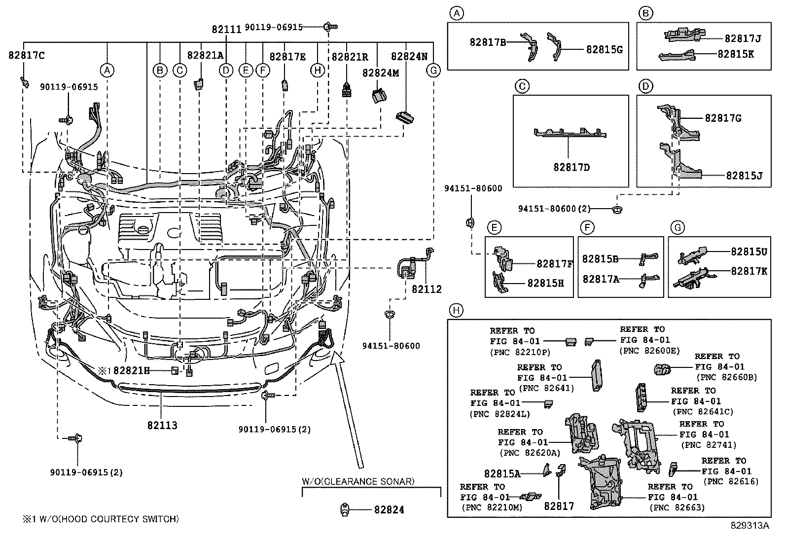 Ct Wiring Room Trusted Diagrams Weston Diagram Clampengine Illust No 1 Of121312 Lexus Honda 70