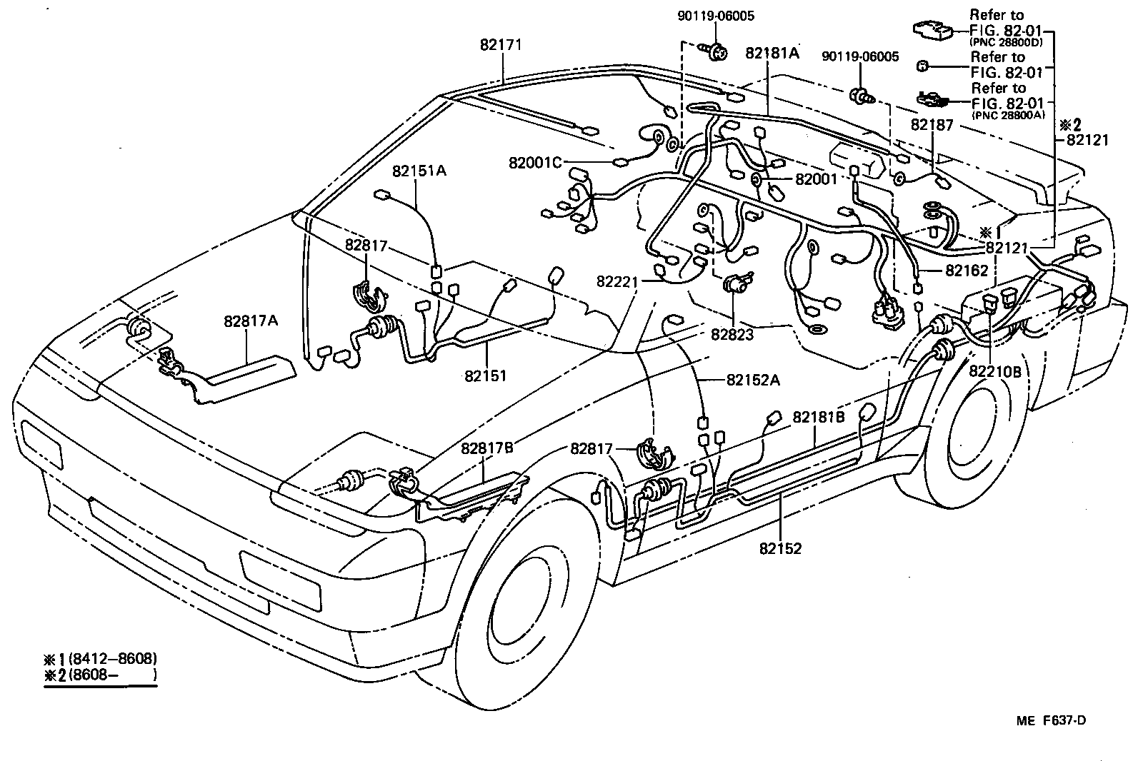 Wiring Diagram For Toyota Mr2 Stereo